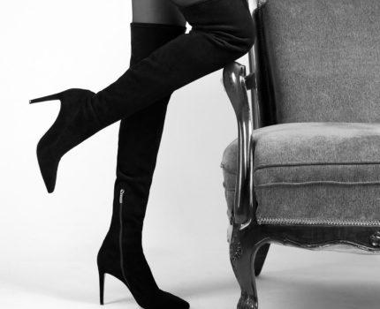 Kozaki damskie – idealne buty na zimę!