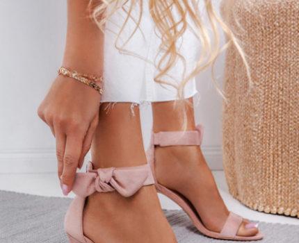 Letnie sandałki dla kobiet